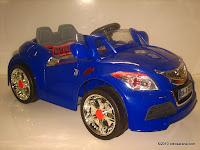 1 Mobil Mainan Aki DOESTOYS DT87 BUICK - 2 Kursi