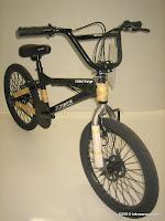 3 Sepeda BMX UNITED JUMPER-X - Free Style 20 Inci