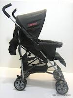 2 Kereta Bayi Esprit Baby Stroller Sun Plus