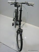 2 Sepeda Lipat ELEMENT AERO  20 Inci