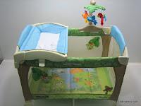2 Baby Playpen COCO LATTE 3000