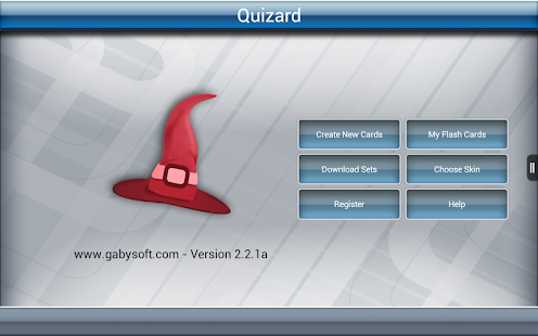 Quizard Flashcards- screenshot thumbnail