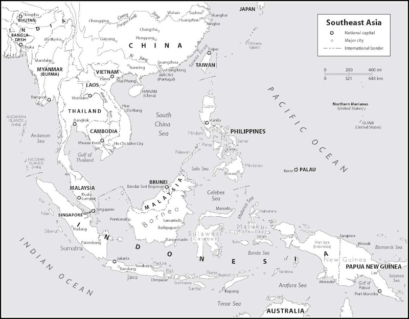 Religion Map Of South Asia.Religion Western Presence In Southeast Asia Western Colonialism