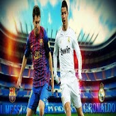 Ronaldo Messi Live Wallpaper