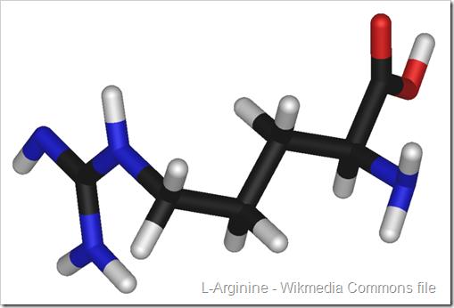 arginine molecule