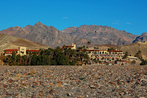 Furnace Creek Inn Death Valley