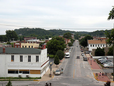 Hannibal Missouri, USA