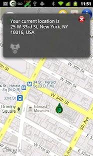 ThirdEye Mobile GPS Tracker