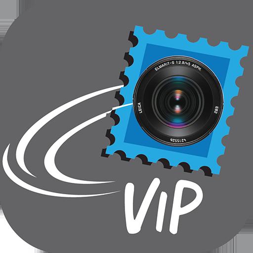 Video Interactive Printing 商業 LOGO-阿達玩APP
