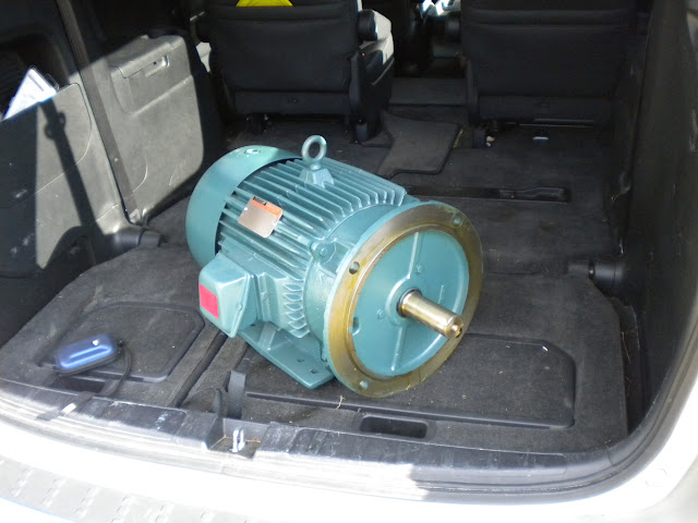 AC 3 Phase Motor- I got it free!! - DIY Electric Car Forums