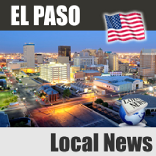El Paso Local News LOGO-APP點子
