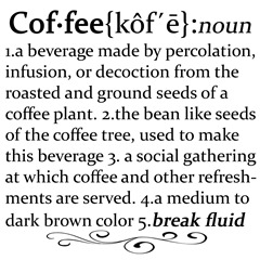 Coffee Definition Printable Keen Inspirations