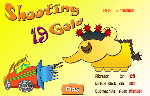 玩動作App|shooting 19 gold免費|APP試玩