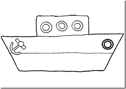 barco molde