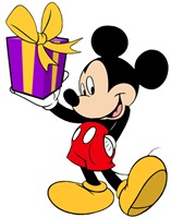 Mickey-Mouse-Birthday-Present