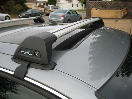 Roof Rack Review Whispbars