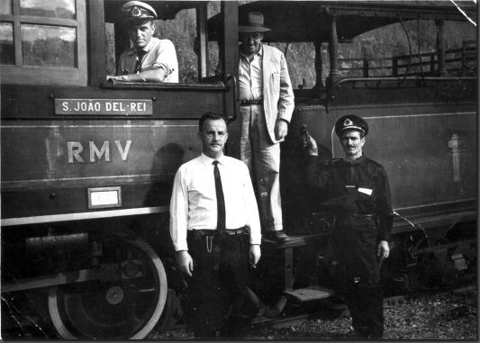 1 1946 Estação São João del-Rei 22