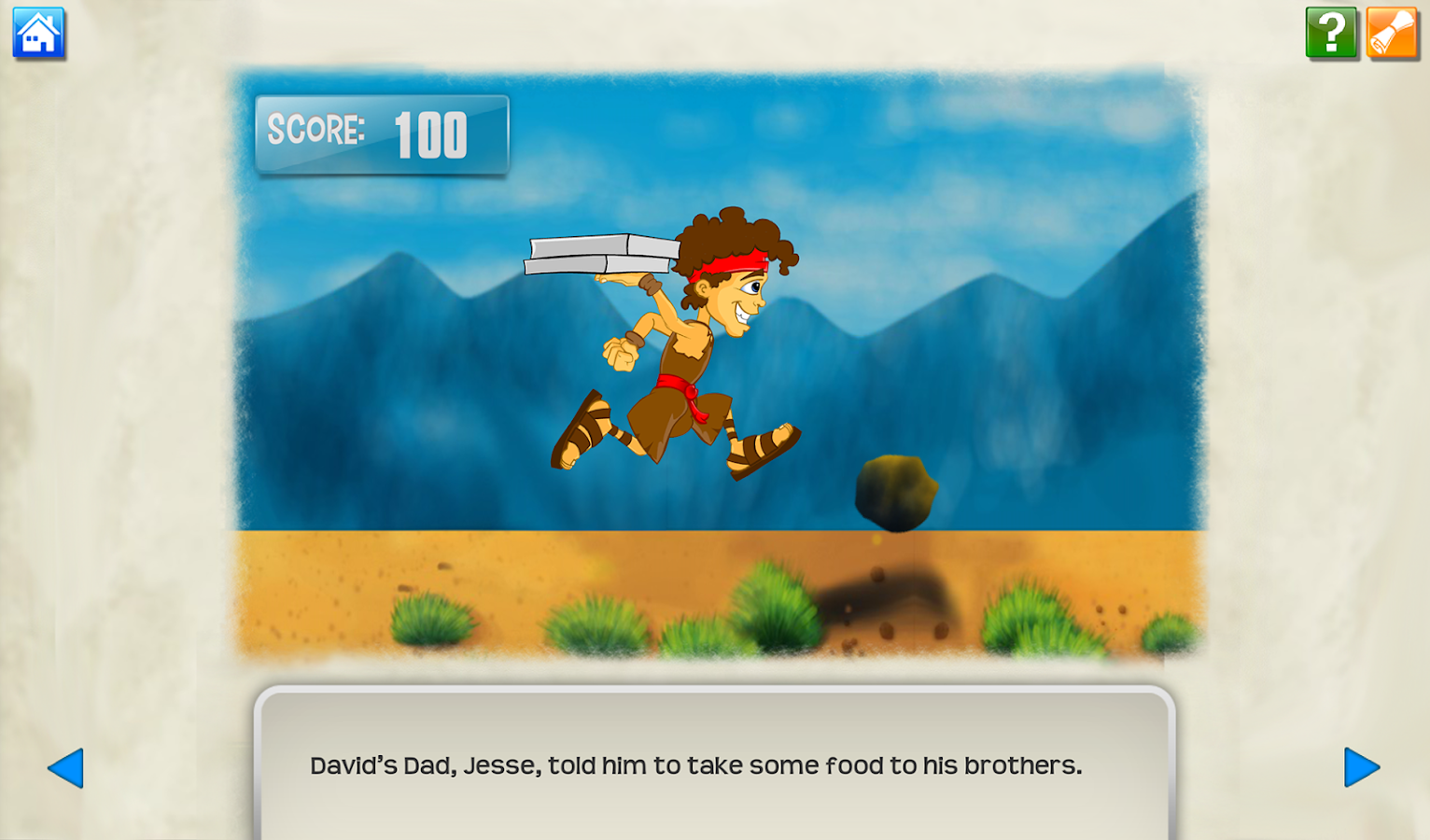KBH: David and Goliath- screenshot