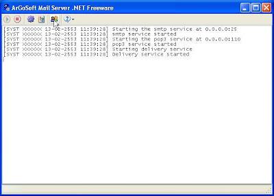argosoft mail server configuration