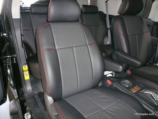 New Custom Look Seat Covers By Clazzio For Your Fj