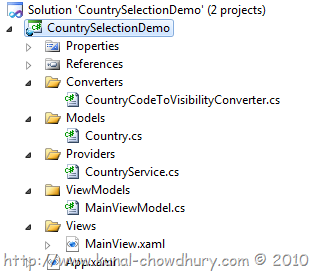 Using ValueConverter to Show/Hide Element in Silverlight (MVVM