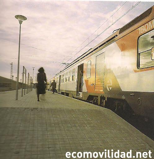 Estación de Tres Cantos: 1991