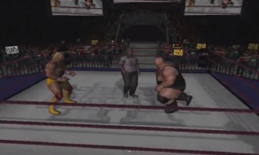 Wrestling :Iron Redemption 2