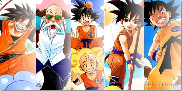 Tributo a Dragon Ball