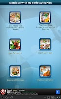Screenshot of Diet Plans Best Diets Recipes