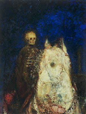 "Randall Stoltzfus ""Pale Horse"""