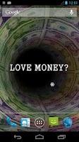 Screenshot of Money Live Wallpaper