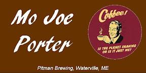 Pitman Brewing Mo Joe Porter shakes