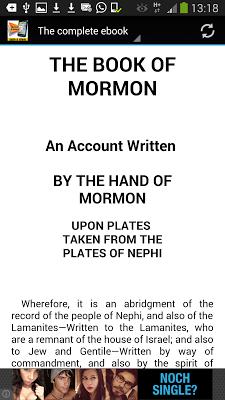 Book of Mormon Audio & eBook - screenshot