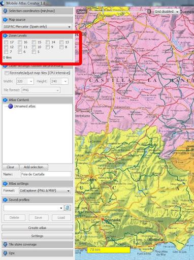 Crear mapas para Oziexplorer CE en GPS - Hazlo tú mismo en