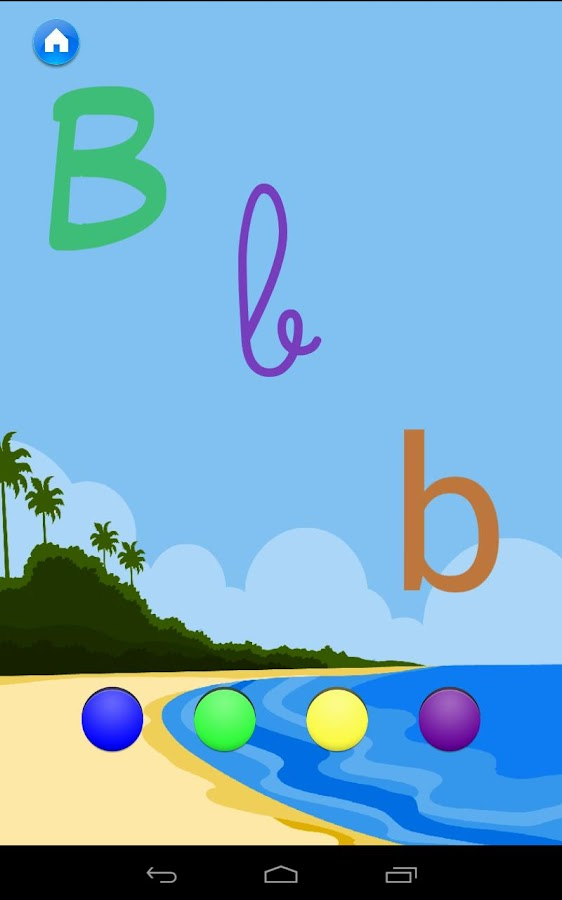 Learn and Play - ABC - Kids- screenshot
