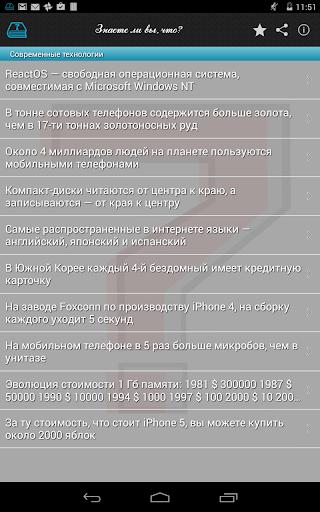 【免費書籍App】Знаете ли вы, что?-APP點子