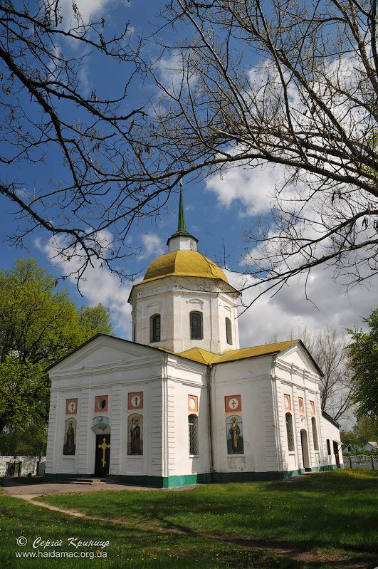 Троїцька церква у Вишняках