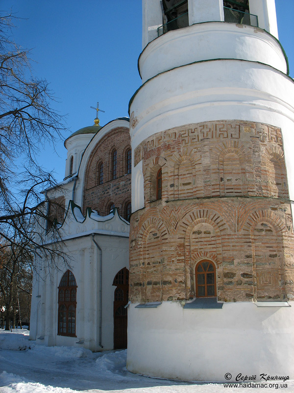 фрагмент Спаського собору