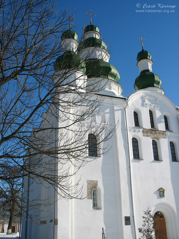Успенський собор Єлецього монастиря
