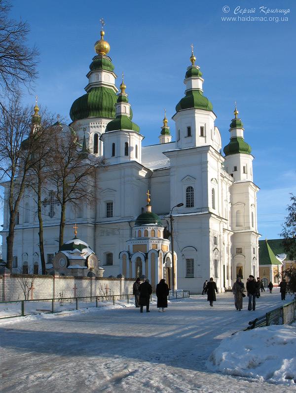 Собор Троїцького монастиря