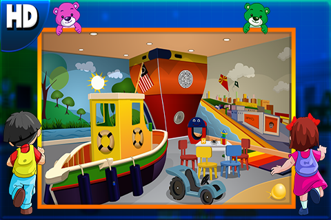 Escape From Kindergarten - screenshot