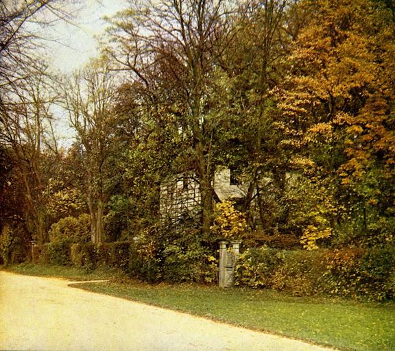 Goethe's Gartenhaus, Weimar, Germany