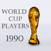 World Cup Players Italy 1990