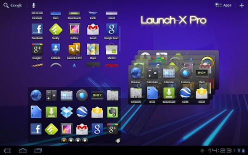 Launch-X Pro - screenshot thumbnail