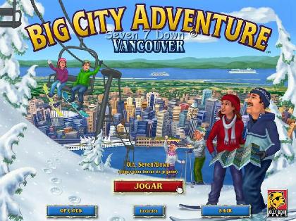 Big City Adventure: Vancouver Em Português