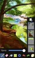 Screenshot of Fresco Paint Lite