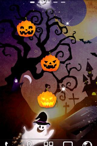 Halloween SD ライブ壁紙 トライアル版