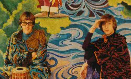 Chad & Jeremy ~ 1968 ~ The Ark - Oldish Psych and Prog