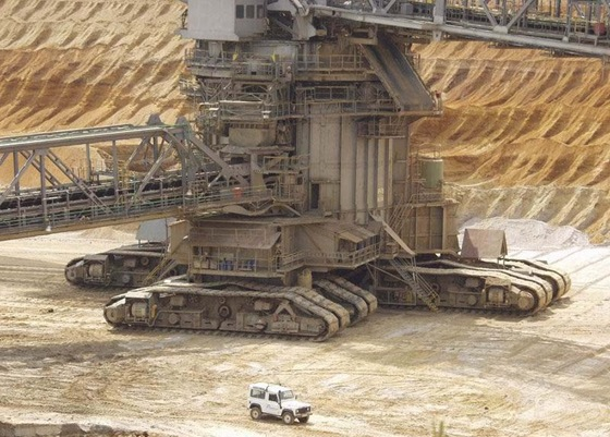 World Biggest Digging Machine by Krupp 08