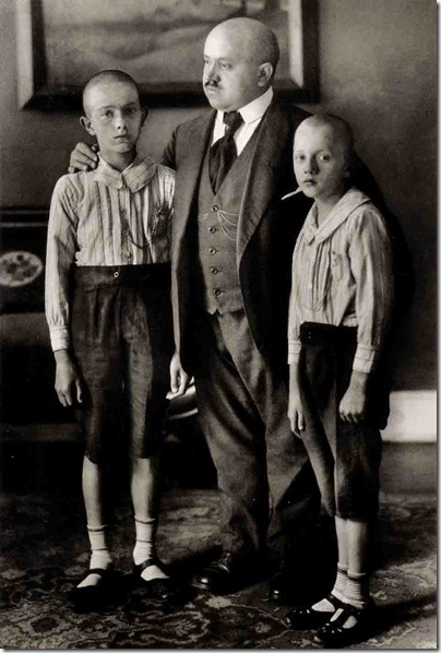August Sander  - Widower August Sander German 1914.